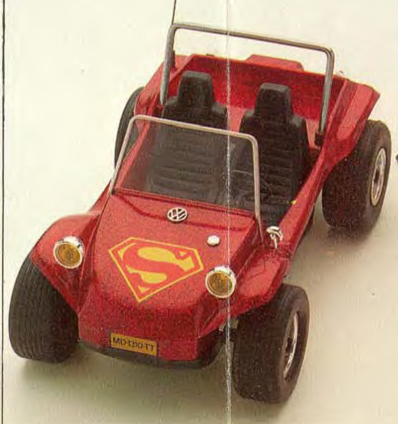 Buggy Superman